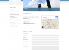 website frosty