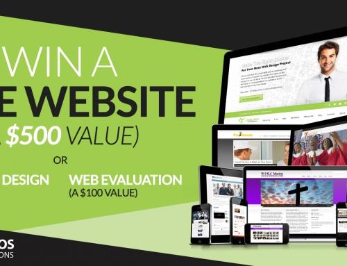Web Design Giveaway