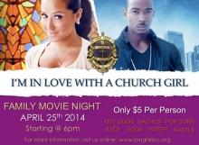 LHBC Movie Night