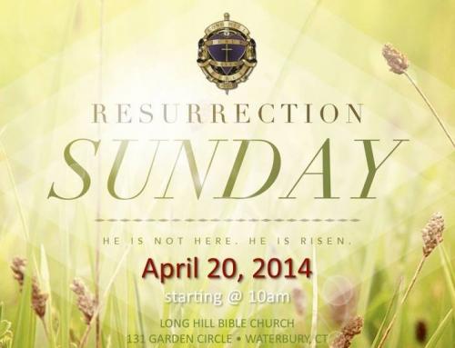 2014 Resurrection Sunday